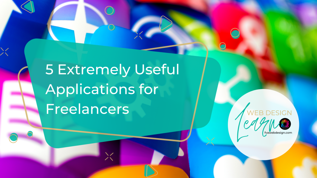 5 Extremely Useful Applications for Freelancers